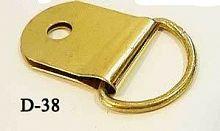 Подвес 17х36 (500 шт) D-38 /уп 30/ золото