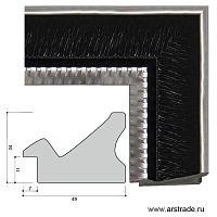 Багет пластиковый 49х34 ZR8122-5922 /уп 87/