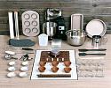 Посуда и инструменты для выпечки