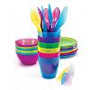 Пластиковая и одноразовая посуда