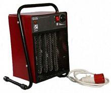 Тепловая пушка ЭЛВИН ТВ 6К электрическая, 6000 Вт, терморегулятор, механическое управление, 380 В
