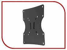Кронштейн HOLDER LCD-F2501-B черный, 10''-40'', VESA 200x200, max 30 кг, min: 24 мм, max: 24 мм