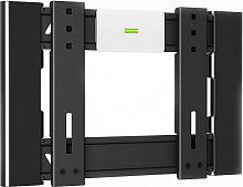 Кронштейн HOLDER LCD-F2606-B черный, 22''-47'', VESA 200x200, max 30 кг, min: 18 мм, max: 18 мм