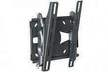 Кронштейн HOLDER LCDS-5010 черный, 20''-40'', VESA 300x300, наклон 15°, max 45 кг, min: 63 мм, max: 63 мм