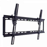 Кронштейн KROMAX Ideal-2 черный, 32''-90'', VESA 600x400, max 55 кг, min: 23 мм, max: 23 мм