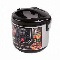 Мультиварка ENDEVER Vita-80 черный, 880 Вт, 5 л, программ: 10, йогуртница