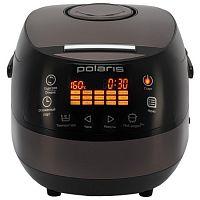 Мультиварка POLARIS PMC-0517AD/G серый, 860 Вт, 5 л, программ: 15, йогуртница