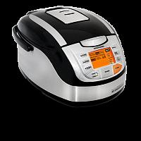 Мультиварка REDMOND RMC-M70 черный, 800 Вт, 5 л, программ: 42