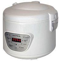 Мультиварка SUPRA MCS-4703 белый, 900 Вт, 4 л, программ: 7, мультиповар