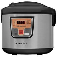 Мультиварка SUPRA MCS-5111 черный, 900 Вт, 5 л, программ: 10, йогуртница