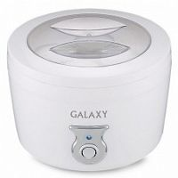 Йогуртница GALAXY GL-2695 белый, 20 Вт, 4 баночки 100 мл