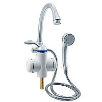 Водонагреватель-кран UNIPUMP BEF-001-03, душ, 3 кВт