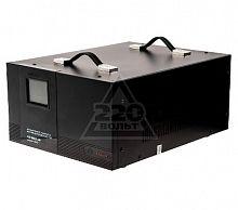 Стабилизатор напряжения РЕСАНТА АСН-8000/1-ЭМ, 8000Вт, электромеханический, цифровой, напольный, однофазный, min вход: 140 В, max вход: 260 В