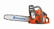 Бензопила цепная HUSQVARNA 236-14, 1400 Вт, 1,9 л.с., длина шины 40 см, шаг цепи 3/8'', V двигат.: 38 см3, 4,6 кг, емк. топл. бака: 0,3 л, емк. масл. бака: 0,2 л