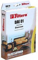 Мешок-пылесборник FILTERO DAE-01 Эконом (1уп.-4шт.) бумажные