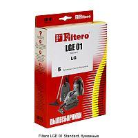 Мешок-пылесборник FILTERO LGE-01 Standard (1уп.-5шт.) бумажные