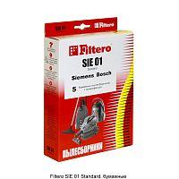 Мешок-пылесборник FILTERO SIE-01 Standard (1уп.-5шт.) бумажные + микрофильтр