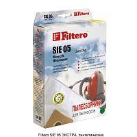 Мешок-пылесборник FILTERO SIE-05 Экстра (1уп.-3шт.) синтетические