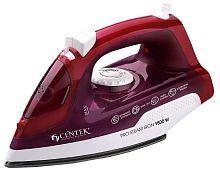 Утюг CENTEK CT-2347 пурпурный, 1800 Вт, антипригарная, подача пара, паровой удар, верт. отпаривание, разбрызгивание, самоочистка