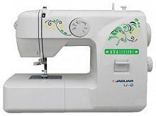 Швейная машина JAGUAR Mini U2 электромеханическое управление, программ: 7, нитевдеватель, вертикальный челнок, петля полуавтомат, регулировка длины стяжка, регулировка натяжения нити, реверс