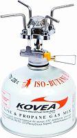 Горелка KOVEA KB-0409 топливо: газ, 1,91 кВт, расход: 137 г/ч, диаметр: 11 см, пьезоподжиг