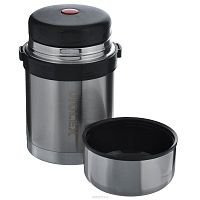 Термос 0,8 л Diolex DXF-800-1, нерж.сталь, колба нерж.сталь, универсальное горло