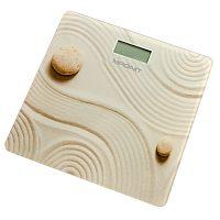Весы напольные электронные MAGNIT RMX-6306 рисунок, стекло, 150 кг