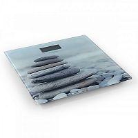Весы напольные электронные MAGNIT RMX-6310 рисунок, стекло, 150 кг