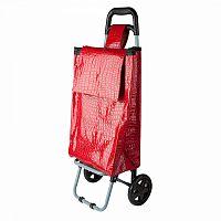 Сумка-тележка DELTA D-T125, красный, 30 кг
