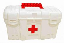 Аптечка Скорая помощь+аптечка для таблеток арт. BR6647, пластик