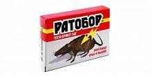 Тесто РАТОБОР Ваше хозяйство 50 гр, от крыс, мышей
