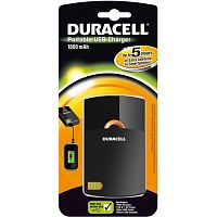 Портативное USB зарядное устройство DURACELL 1800 mAh