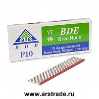 Гвоздь для пневмомолотка F10mm D-Z01 (5000шт)/уп 40/