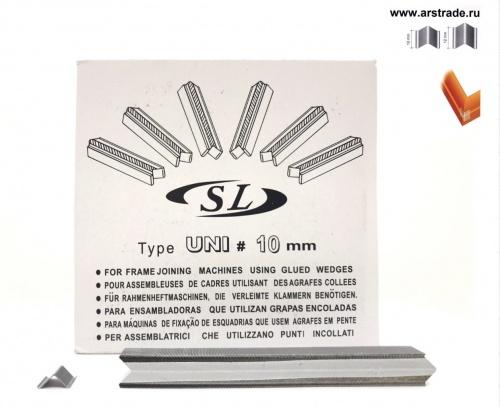 Скоба UNI SL 10mm DT-303(≈6000 шт)