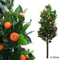 Дерево искусственное Мандарин / JWS2545 /уп 12/ без основания