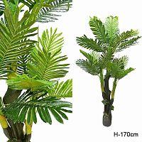 Дерево искусственное Пальма 170 см / 425# /уп 12/