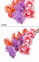 Цветок искусственный высота 130 см капрон / 398-1 /уп2/ Акция