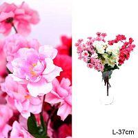 Цветок искусственный Сакура 37 см / 1019-9 /уп 800/