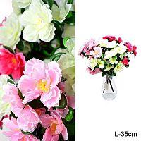 Цветок искусственный Сакура 40 см / 1019-7 /уп 800/
