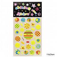 Наклейка декоративная 11х21 см Детская / 59675 / HF-D003