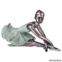 Статуэтка Балерина 8х14,5х10 см / 154-516 /