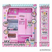 Кухня для кукол / DN9918LO /уп 18/36/