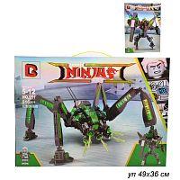 Робот-Трансформер NJ 516 элементов / 951 /уп 36/ набор конструкторский