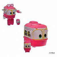Робот-трансформер розовый / 818820 /уп 60/120/