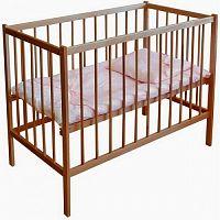 Кровать детская ФЕЯ 101 орех, 124 х 68 х 96 см