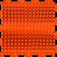 """Орто-коврик """"Волна"""" оранжевый 1шт 25см*25см модульный коврик Орто (ОРТОДОН)"""