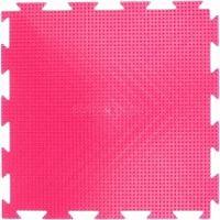 """Орто-коврик """"Трава"""" жесткий розовый 1шт 25см*25см модульный коврик Орто (ОРТОДОН)"""