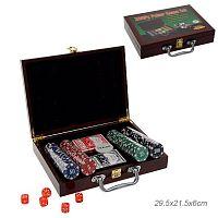 Покер фишки, карты / 6641 /уп.6/