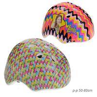 Шлем защитный / YF-09A /уп 40/микс 2 цвета