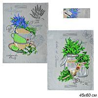 Полотенце Полевые травы 45*60 см Provance / 434-084 /уп /